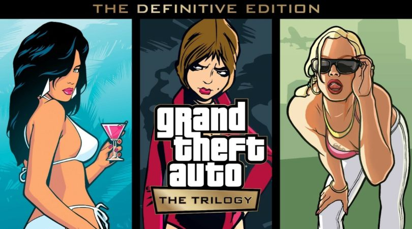 Grand Thef Auto Trilogy The Definitive Edition